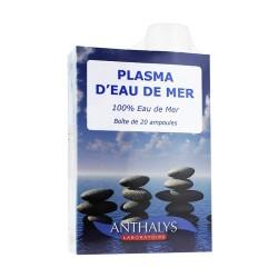 PLASMA D'EAU DE MER 20 ampoules - Anthalys