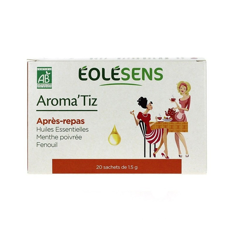 AROMA'TIZ DIGESTION - Eolesens