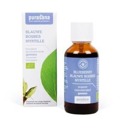 MYRTILLE BIO - Gemmothérapie - PURASANA