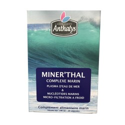 MINERTHAL Ampoules - Anthalys