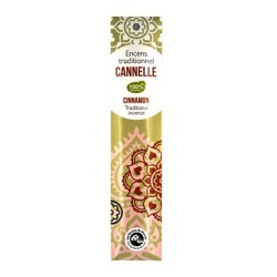 ENCENS INDIEN CANNELLE - Aromandise