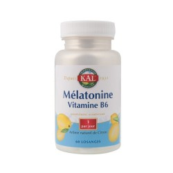 MÉLATONINE 1,9 mg + VITAMINE B6 - Kal