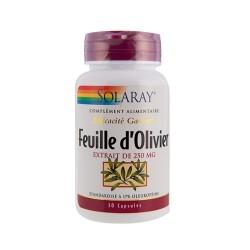 FEUILLE D'OLIVIER - Solaray