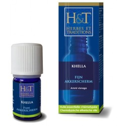 Huile essentielle KHELLA / AMNI VISNAGA - Herbes & Traditions