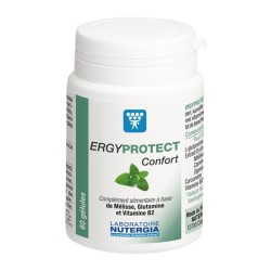 ERGYPROTECT Confort 60 gélules - Nutergia