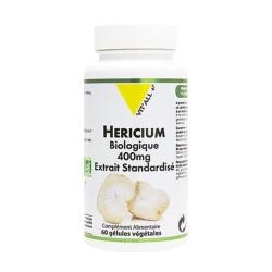 HERICIUM BIO 400 mg 60 gélules - Vitall +