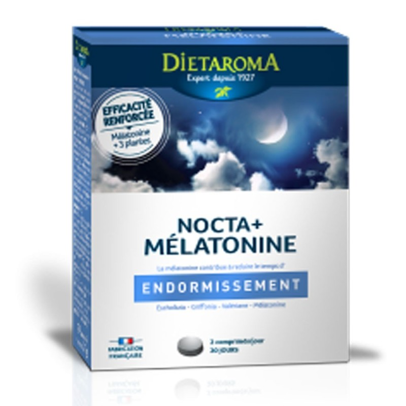 bienfaits melatonine